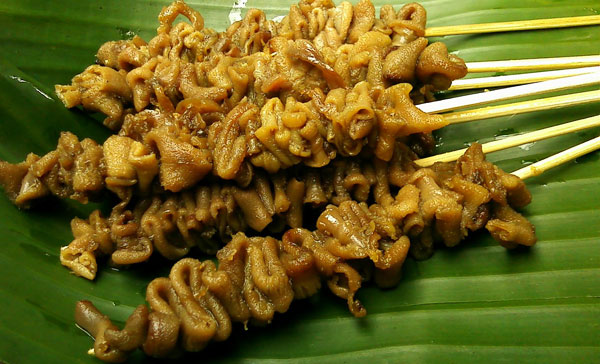 Typical Indonesian Food Is Considered Strange By Foreigners Steemit
