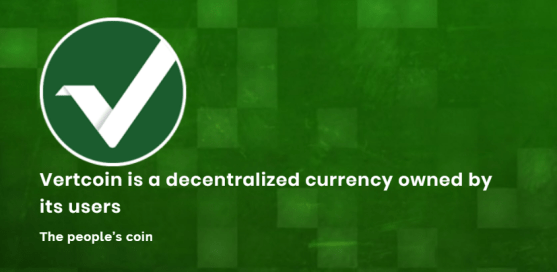 Image result for vertcoin news