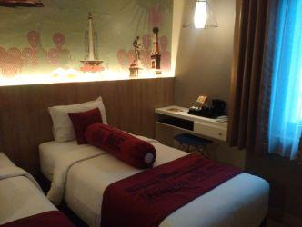 Indonesia Traveller Kamar Hotel Purwokerto
