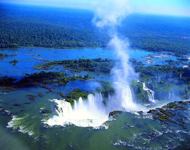best time to visit Iguazu falls