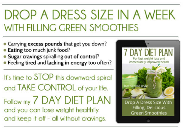 Green Smoothie 7 Day Detox Diet Plan: Lose Weight and Feel Better ...