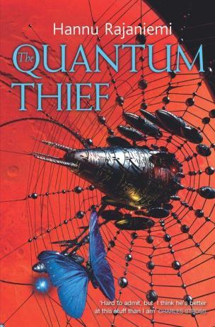 Quantum Thief by Hannu Rajaniemi