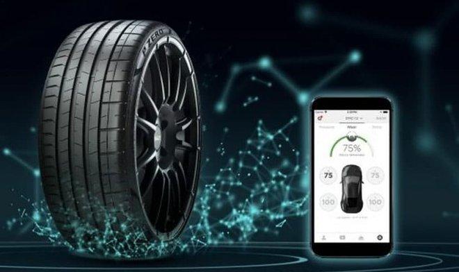 Умные шины для автомобиля