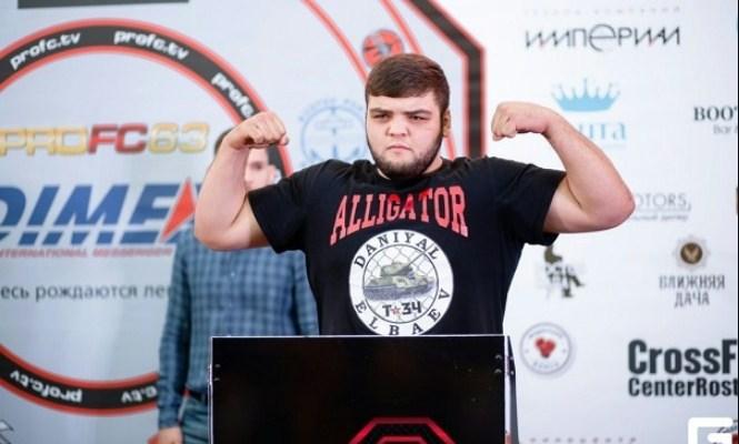 Даниял Эльбаев (Т-34)