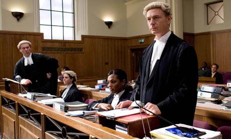 English criminal trial
