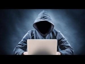 Photo of a man Cyberstalking