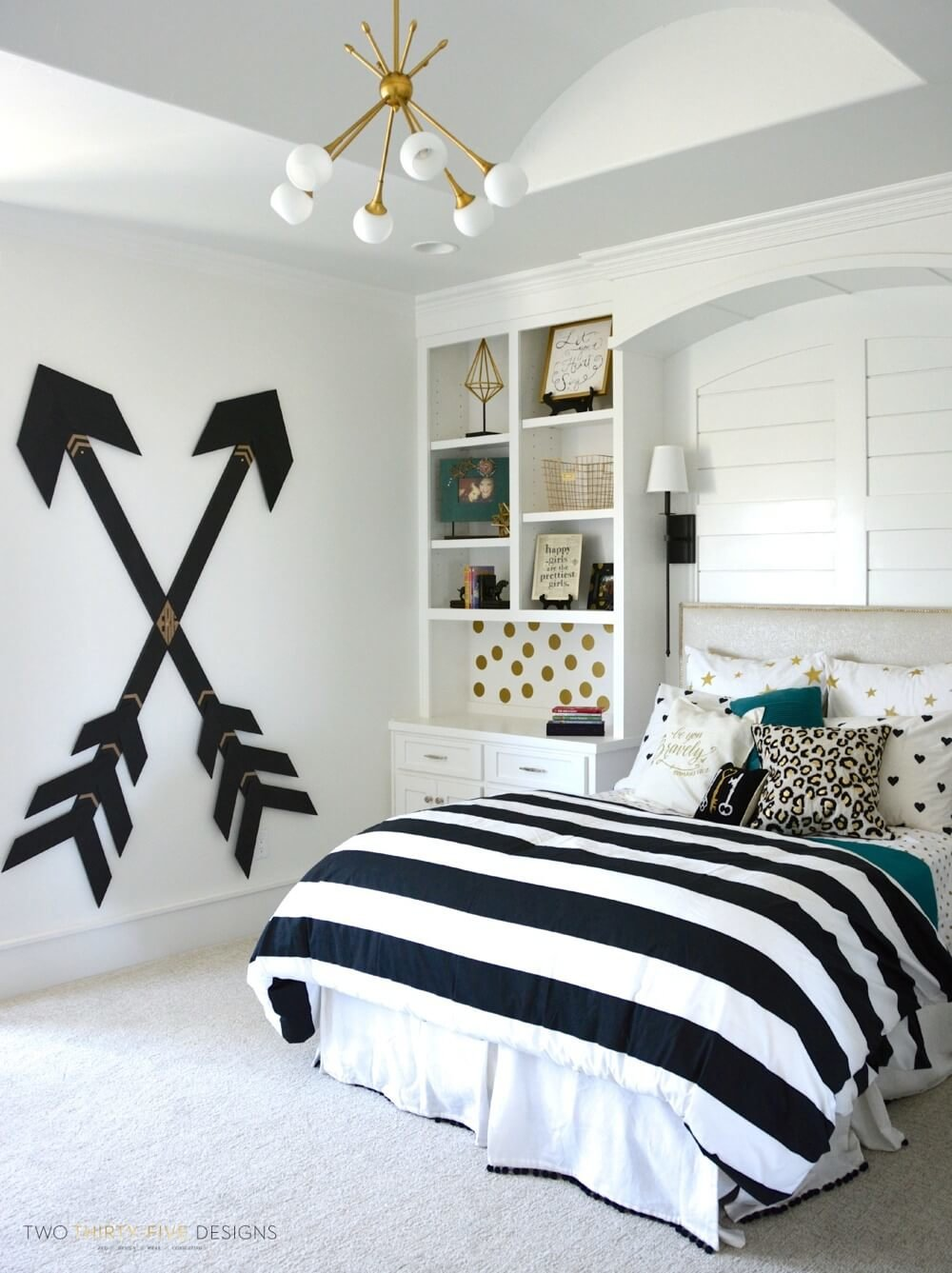 65+ Cute Teenage Girl Bedroom Ideas That Will Blow Your Mind on Girls Bedroom Ideas  id=91206