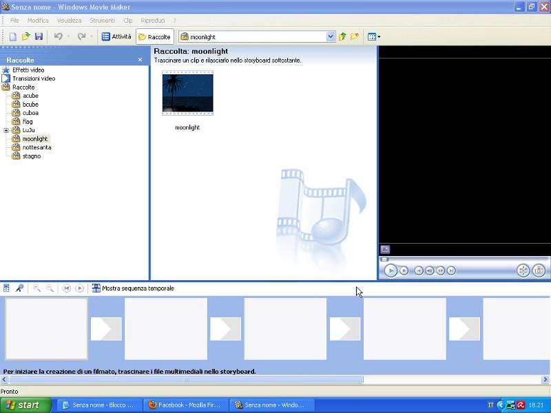 Lu: il  Windows Live Movie Maker Tutorial (1/6)
