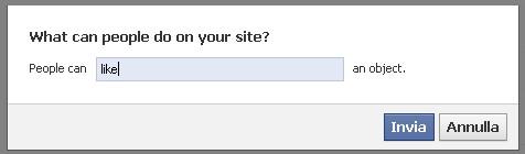 Facebook Open Graph Tutorial - Built-in Like  (1/6)