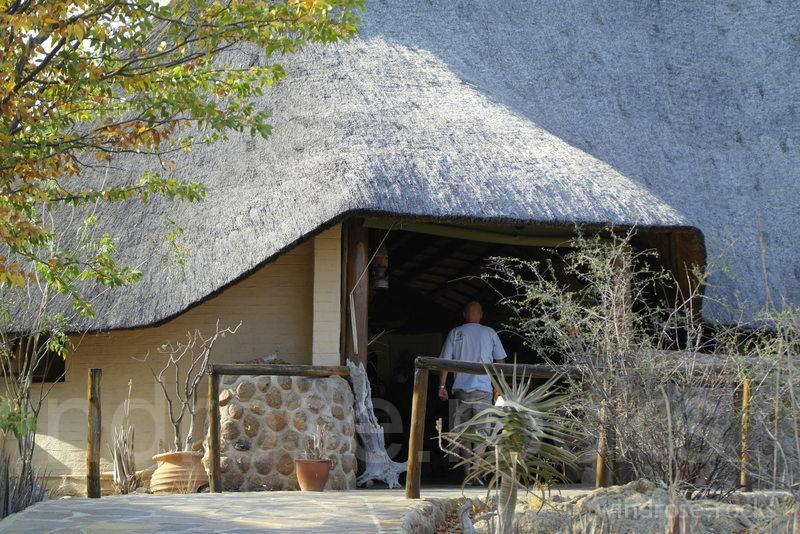 Die Huab-Lodge