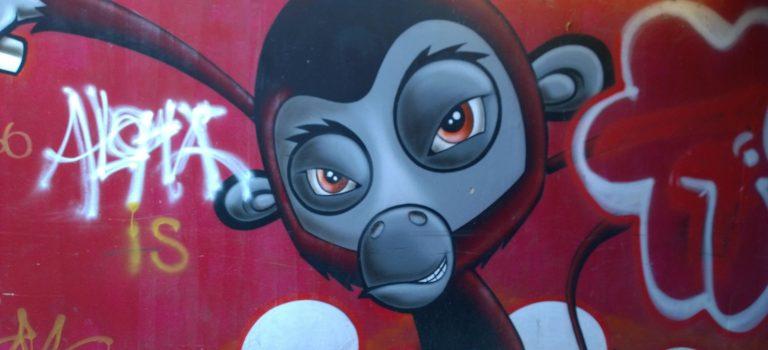 Streetart in Maastricht