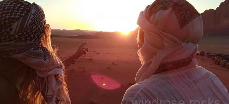 Jordanien, Tag 6 – Sternenhimmel und eine Liebesgeschichte