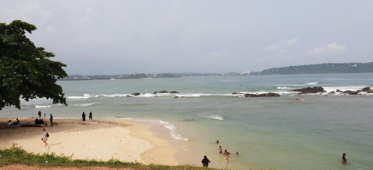 Ein Wellnesstag – und was in Sri Lanka passierte