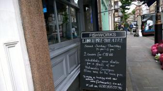 An jeder Ecke gibt es kleine, versteckte Restaurants