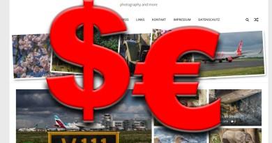 Die eigene Webseite finanzieren, oder sogar daran verdienen