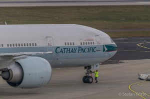 B777 Cathay Pacific