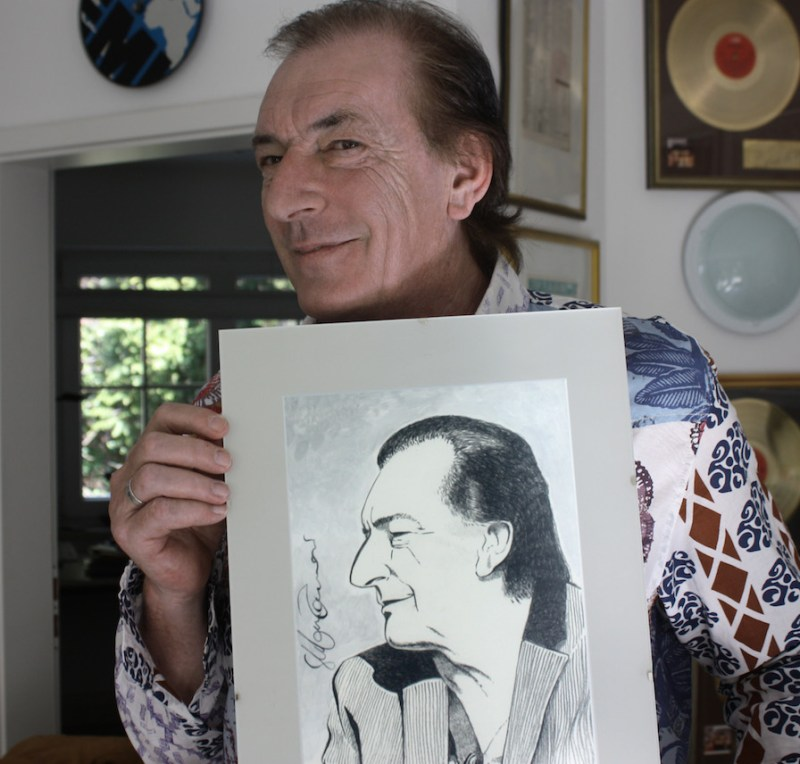Stefan Zauner Selbstportrait