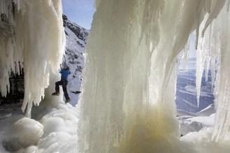 The fickle Peak District winter tick