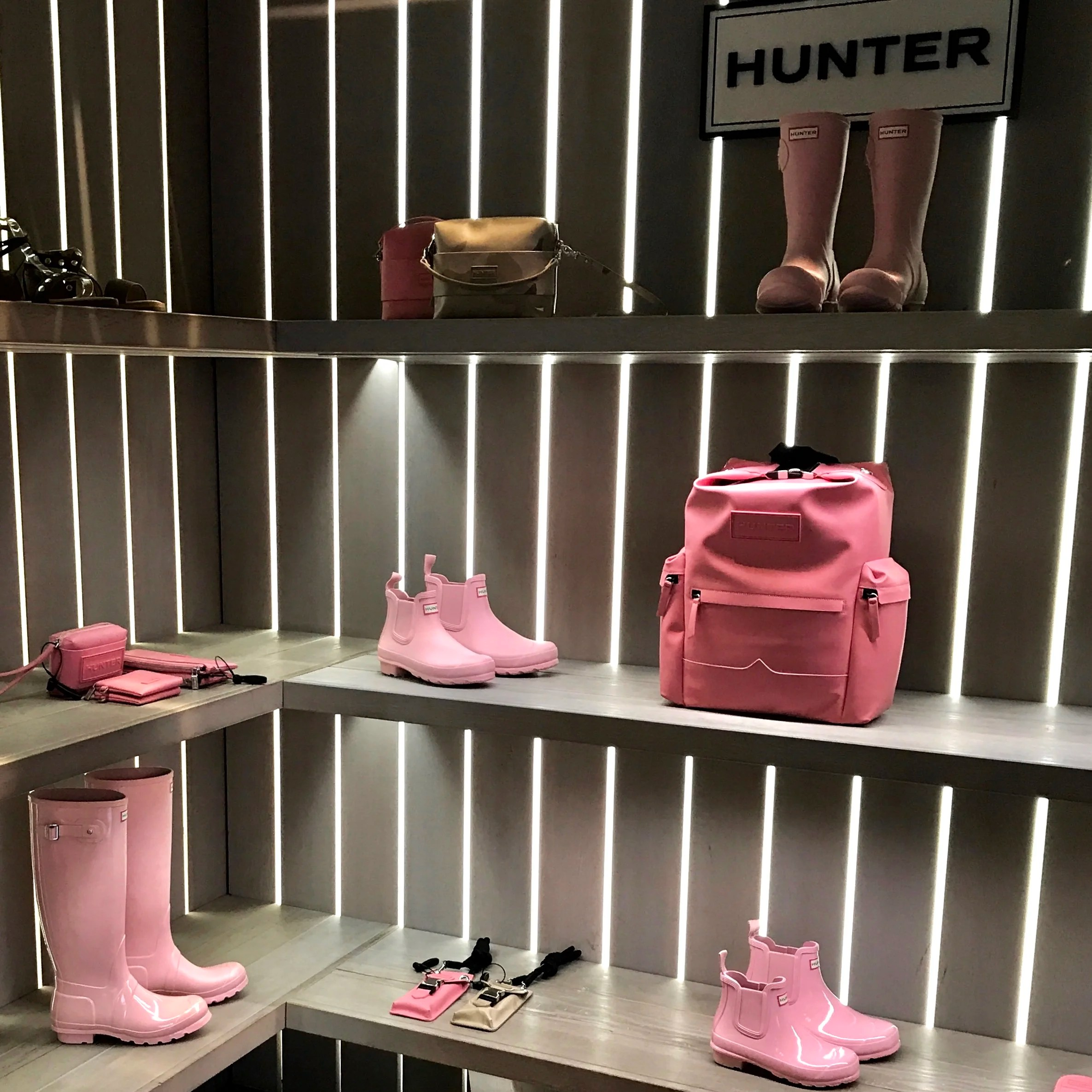 Hunter Boots and Accessories
