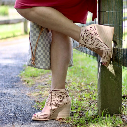 Rayos Perforated Wedges