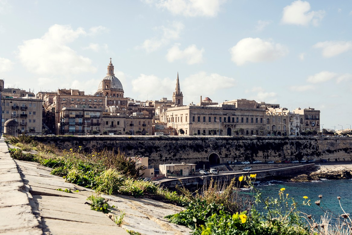 Valletta old town