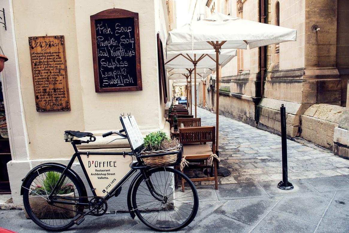 Street Photos and Portraits: Valletta, Malta