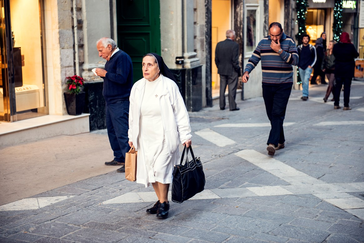 Street Photos and Portraits: Valletta, Malta