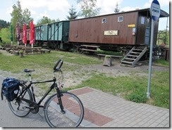 Eisenbahnmuseum Nove Udoli