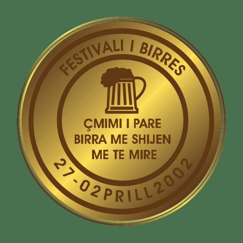 Festivali i Birrës 2002: Çmimi i Parë