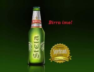 Birra ime - Fituese e Superbrands 2015/2016