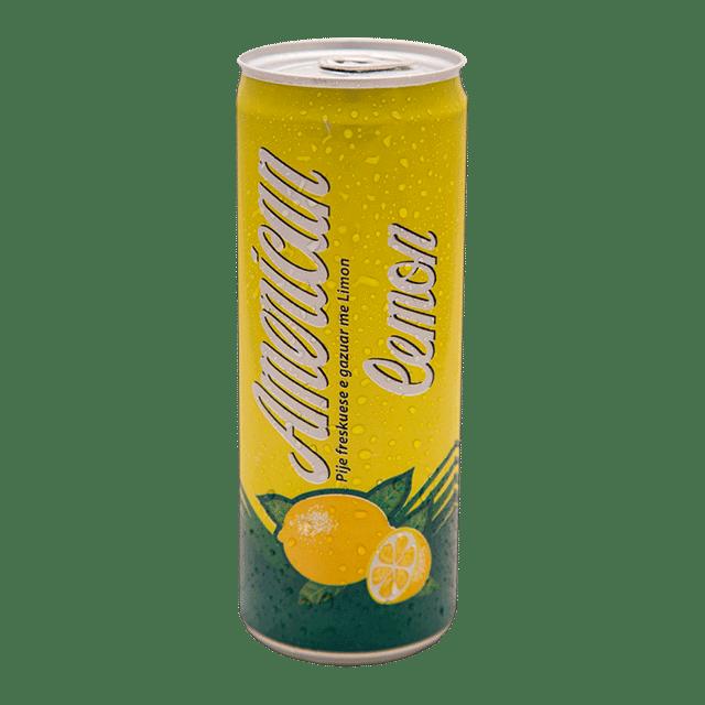 American Lemon kanaçe 0.25L