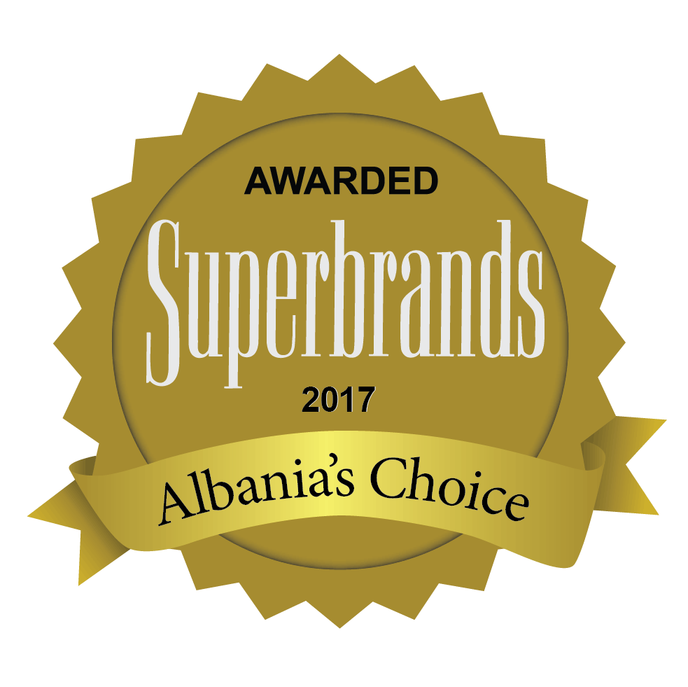 Winner of Superbrands 2017