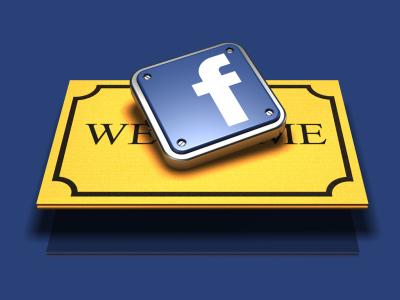 Welcoming Facebook Friends