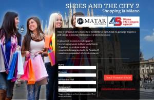 Concurs Shoes and the City ediatia a 2-a din 2012 – organizat de Matar.ro