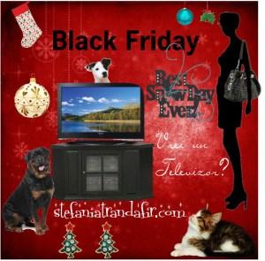 Reduceri la televizoare de Black Friday 2017- De unde cumperi televizoare ieftine