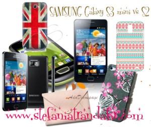 Samsung Galaxy S3 Mini vs Samsung Galaxy S2-Reduceri si promotii din piata