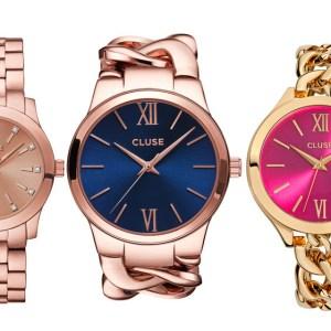 Ceasuri Cluse femei-comparatie cu alte marci