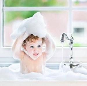 Produse cosmetice bebelusi si copii pentru baie