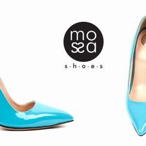 Pantofi cu toc Mossa online