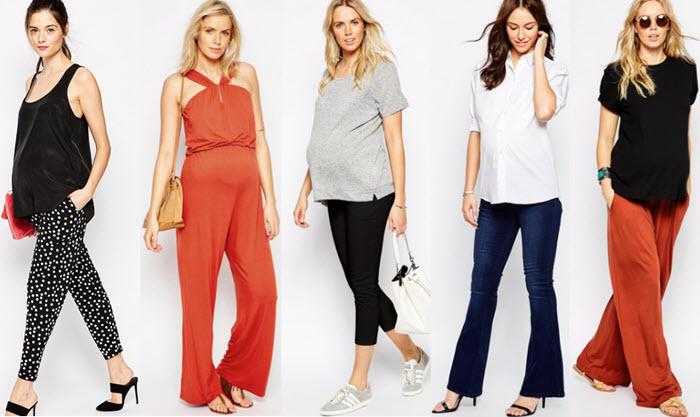 Cei mai trendy si confortabili pantaloni pentru viitoarele mamici