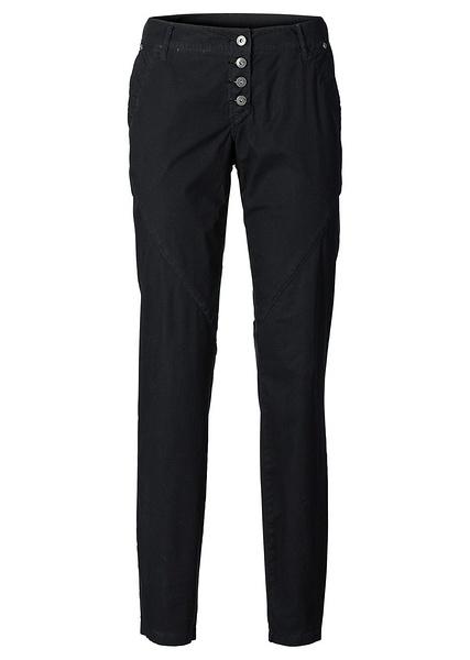 pantaloni-cu-stretch-loose-fit-negru