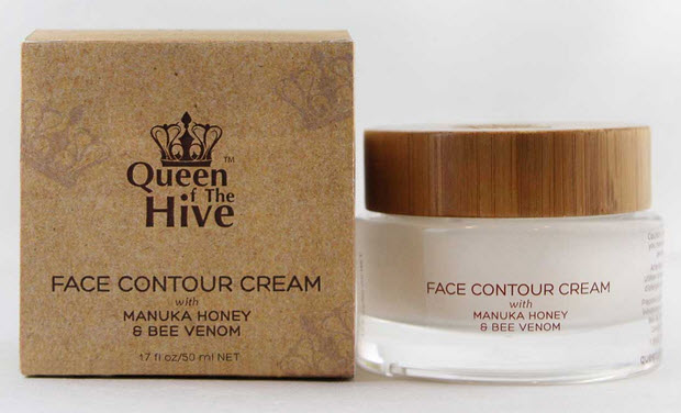 Bee Venom and Organic Manuka Honey Face Contour Cream