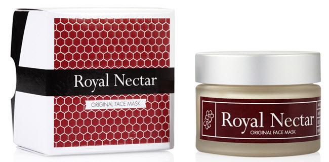 Royal Nectar Manuka Honey Anti-Wrinkle Bee Venom Face Mask 50ml