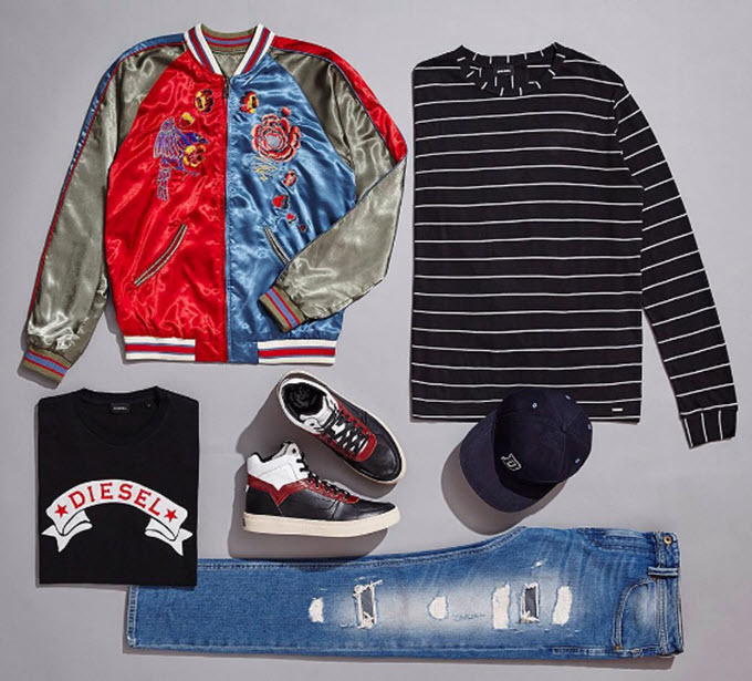 outfit baieti back to school