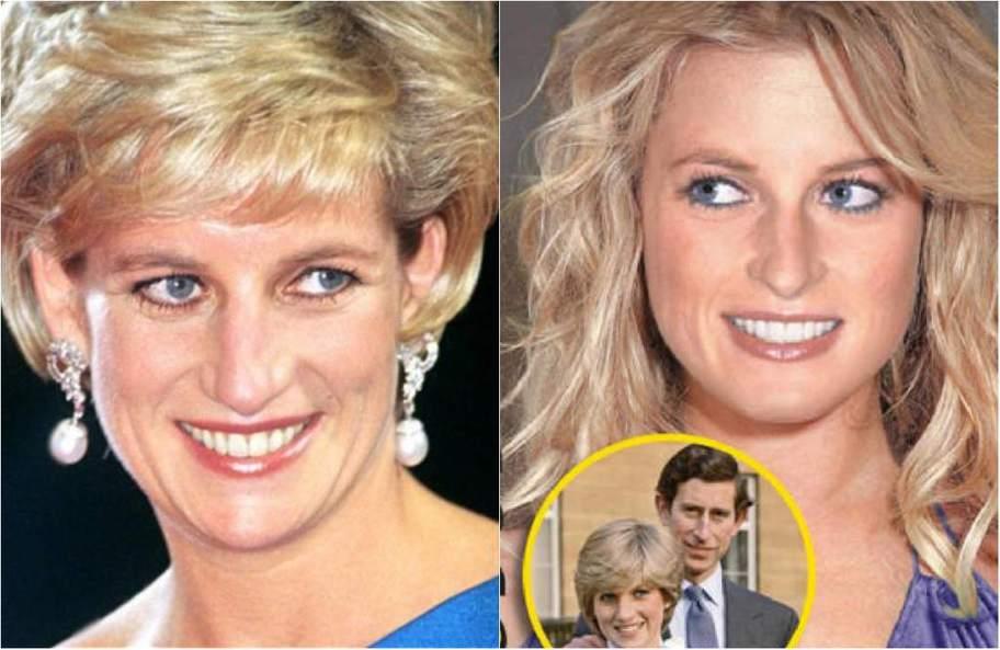 Sarah si lady Diana