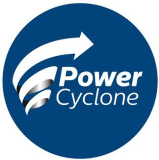 Tehnologia PowerCyclone 5 separă praful de aer