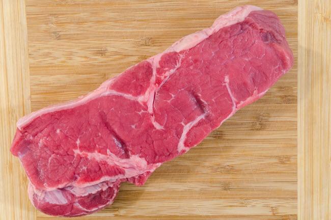 Verificarea produselor - carne prospata
