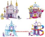 castele de joaca cu papusi figurine