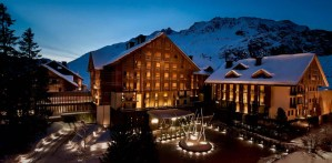 vacanta de lux in Elvetia la hotel Chedi Andermatt