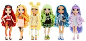 Papusi Rainbow High Fashion seria 1 vanzare